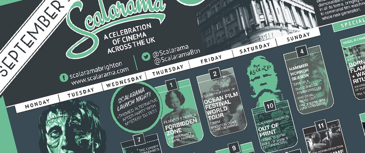 Scalarama: Celebrating Cinema Every September